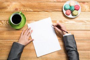 Ein Testament schreibt man am besten mit der Hand
